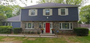 Vinyl Siding Installation by Double R All Home Improvements